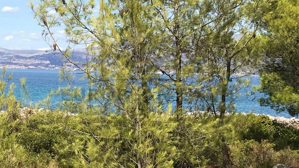 Bauland in Mirca erste Reihe zum Meer