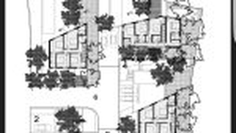 Five villas in Sutivan