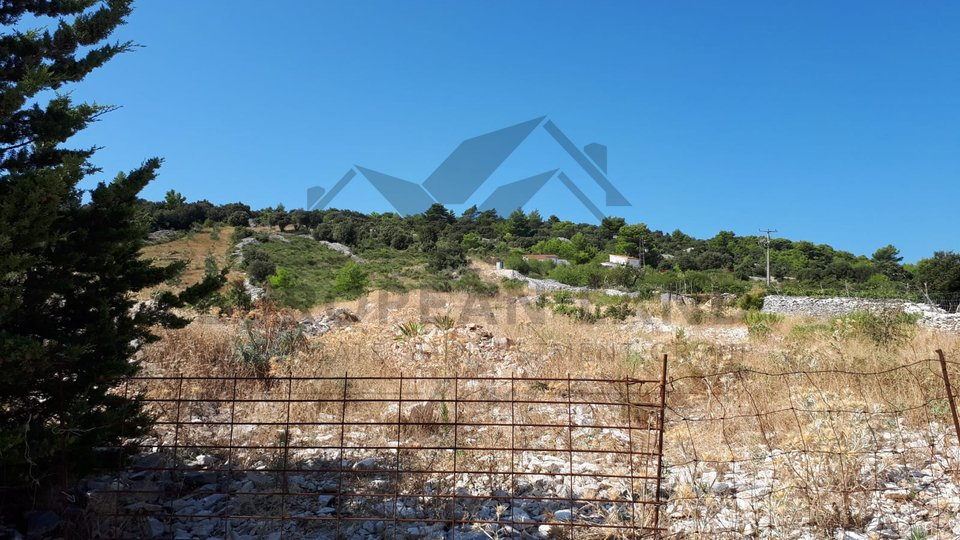 Agricultural land - Škrip