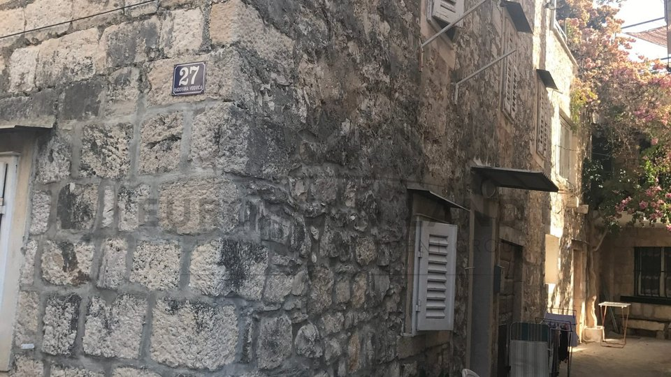 Old stone house in Sutivan