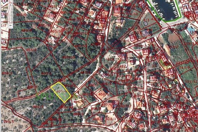 Terreno, 673 m2, Vendita, Splitska