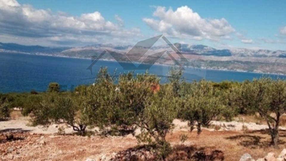 Land, 8617 m2, For Sale, Splitska