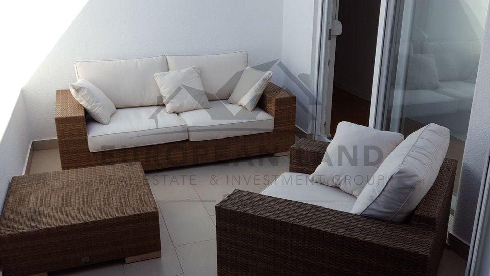 Luxuriös ausgestattete Wohnung